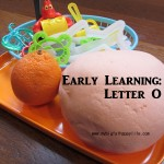 Early Learning: Letter O