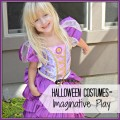 Halloween Costumes = Imaginative Play | mybigfathappylife.com