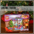 Christmas Tradition: Advent Calendar #forthekids #legos #adventcalendar | mybigfathappylife.com