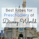 Best Rides for Preschoolers at Disney World