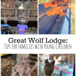Great Wolf Lodge: Tips for Families with Young Children