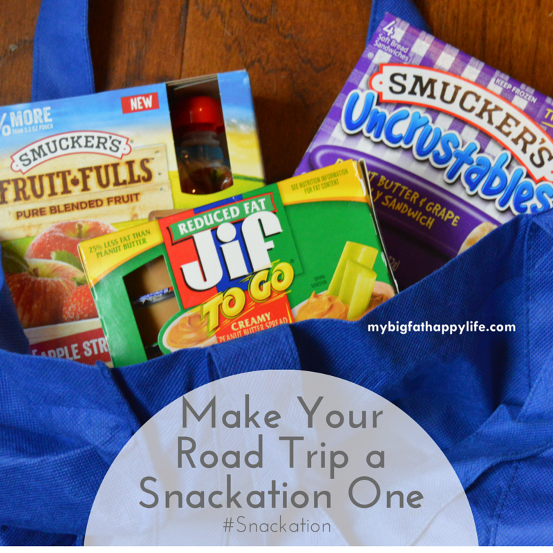 travel road trip snacks kids recipes