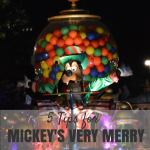 5 Tips for Mickey's Very Merry Christmas Party