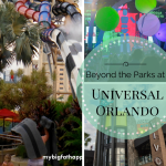 Beyond the Parks at Universal Orlando