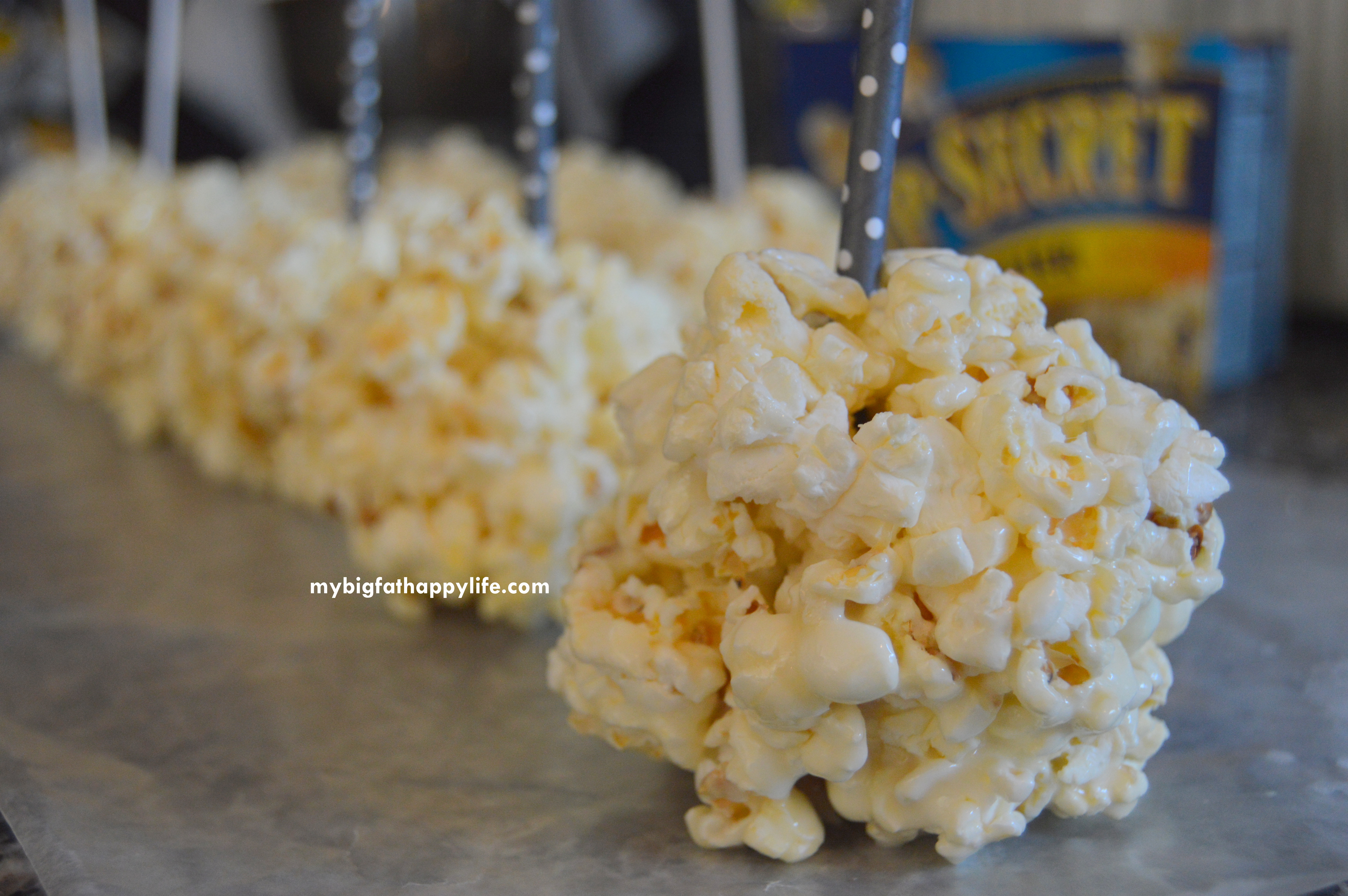 how to make christmas popcorn balls