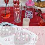 Ultimate Valentine's Day Get Together for the Whole Family