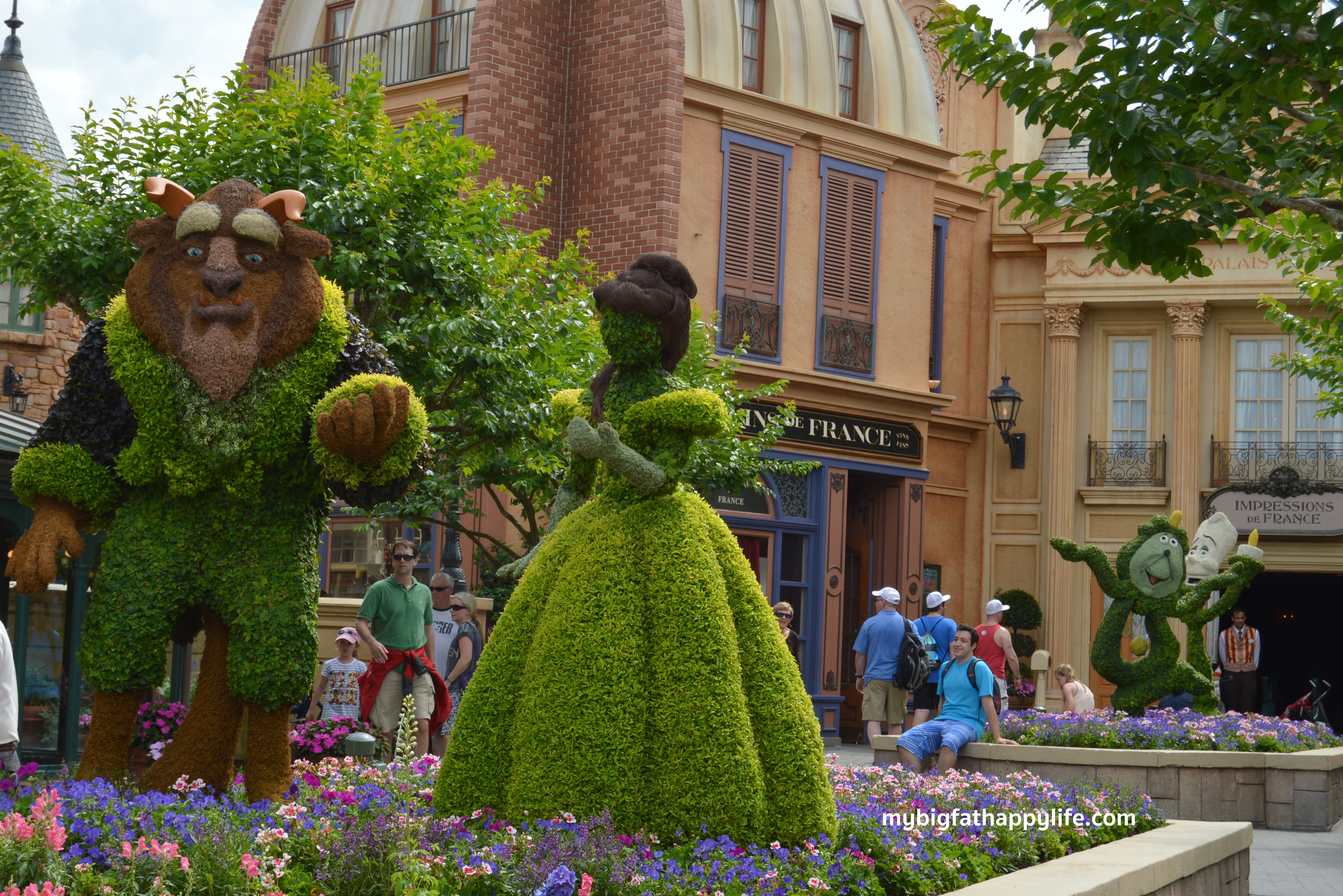 8 Tips For Epcot 39 S International Flower And Garden Festival 2016 My Big Fat Happy Life