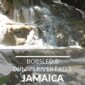 Bobsled Jamaica and Dunn's River Falls Excursion | mybigfathappylife.com