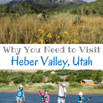 Why You Need to Visit Heber Valley, Utah