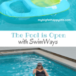 The Pool is Open with SwimWays