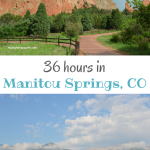 36 Hours in Manitou Springs, Colorado