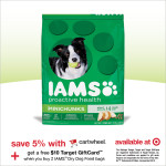 IAMS Dog Food Deal at Target