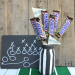 Game Day Candy Bouquet