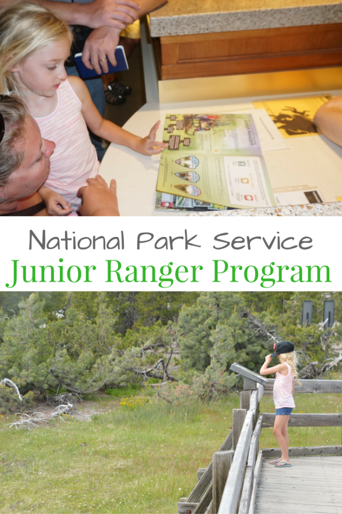 National Park Service - Junior Ranger Program | mybigfathappylife.com