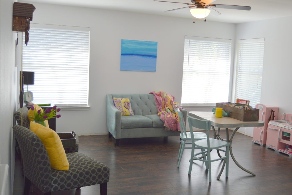 Bringing Color into the Loft with Change Your Home, Change Your Life™ with Color by Moll Anderson #LiveLoveColor #ad | mybigfathappylife.com
