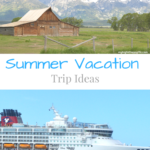 Summer Vacation Trip Ideas