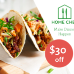 Home Chef Coupon Code to Save $30