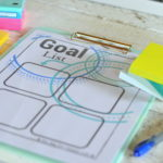 How to Crush Your Goals with a DIY Goal Organizer for Back to School