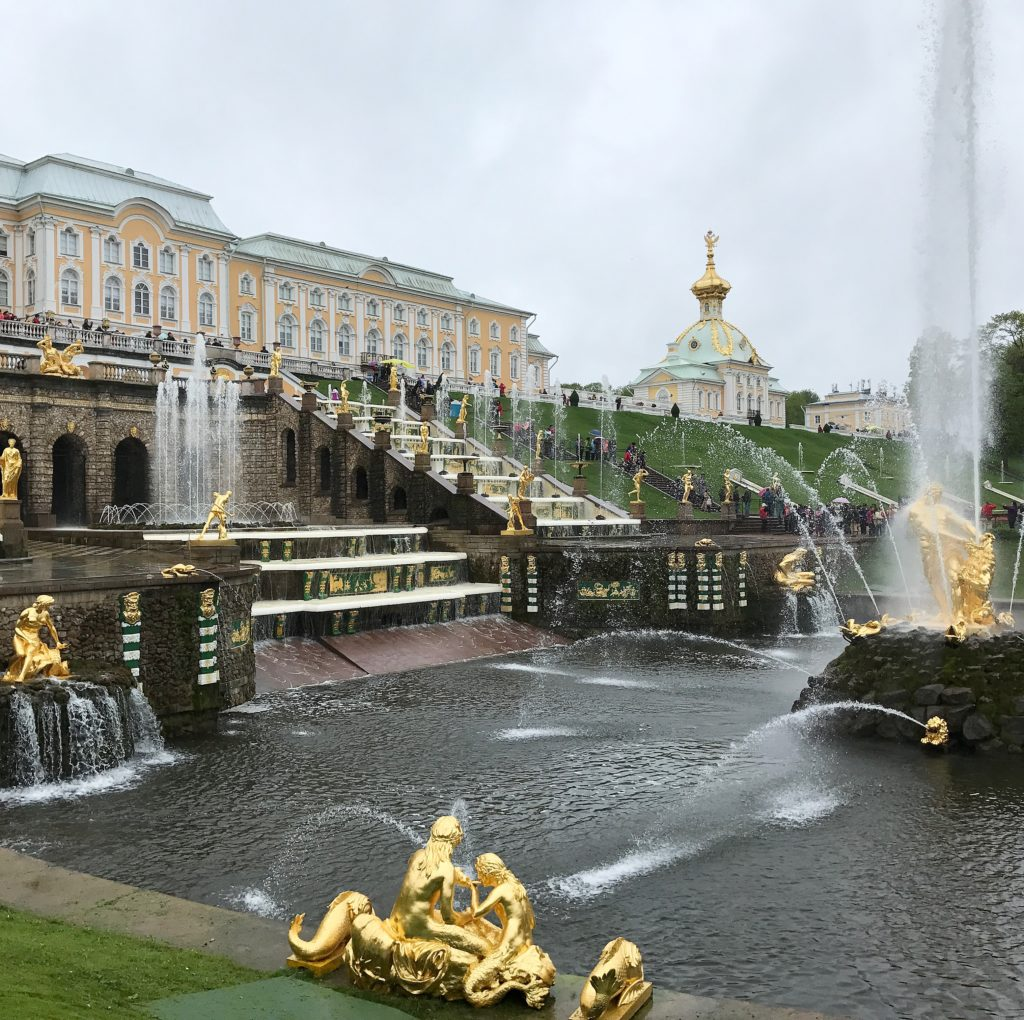 Cruise Port: St. Petersburg, Russia