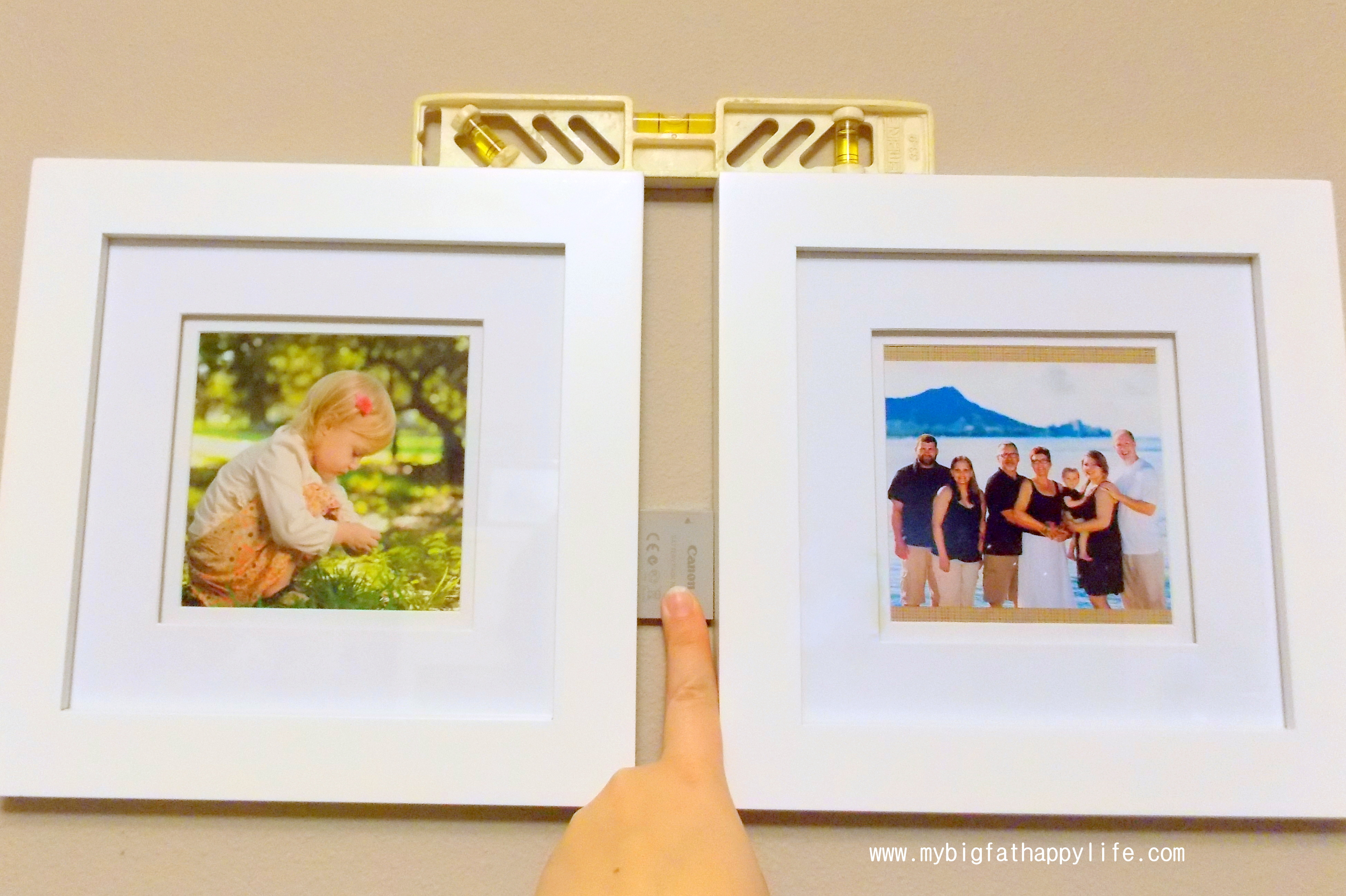 Arranging multiple picture frames on the wall my big fat happy life arranging multiple picture frames on the wall mybigfathappylife jeuxipadfo Image collections