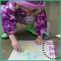 Rainy Day Art #kidsart #rainydayfun   mybigfathappylife.com