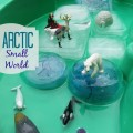 Arctic Small World Play #playmatters | mybigfathappylife.com