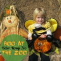 Boo at the Zoo #BatonRouge #Louisiana #BREC #Halloween #fall | mybigfathappylife.com