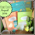 Kiwi Crate August 2014 Review - a wonderful kids subscription box #artsandcrafts #imaginative #kiwicrate | mybigfathappylife.com