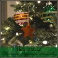 How to Make Cinnamon Applesauce Ornaments #DIY #Christmas | mybigfathappylife.com