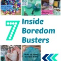 7 Inside Boredom Busters #kidsactivities | mybigfathappylife.com