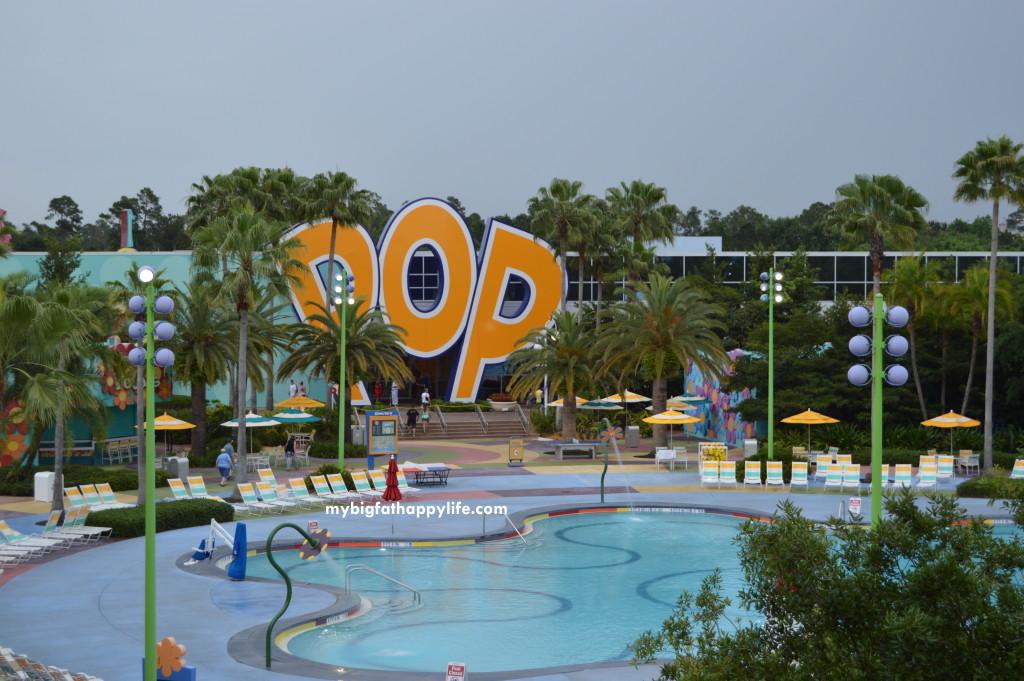 Pop Century Resort, Disney World - My Big Fat Happy Life