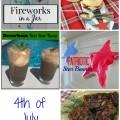 4th of July Round Up | mybigfathappylife.com