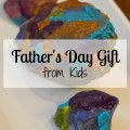 Father's Day Gift from Kids, what kids can make dad for Father's Day | mybigfathappylife.com