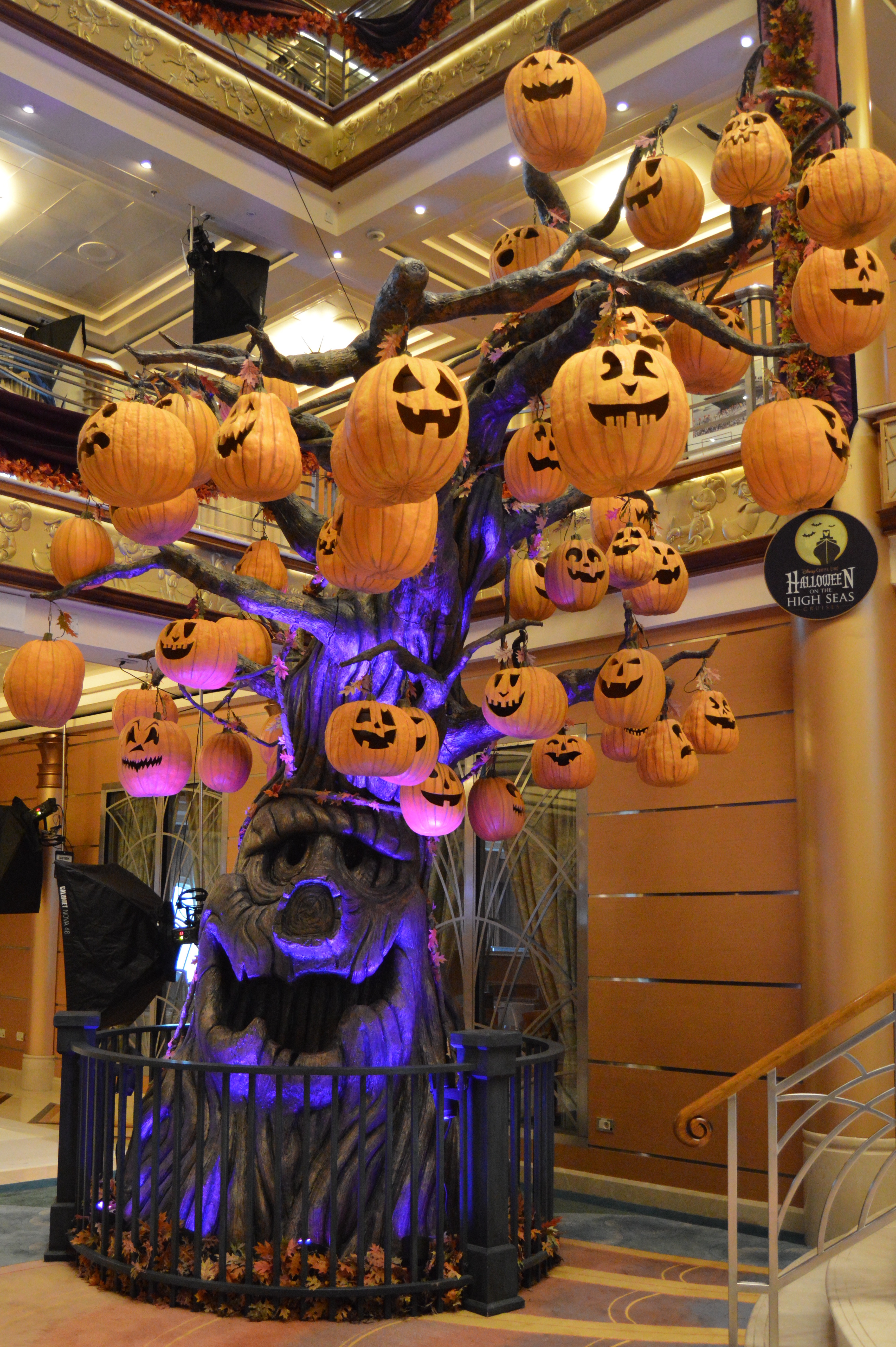 Halloween On The High Seas With Disney Cruise Line My