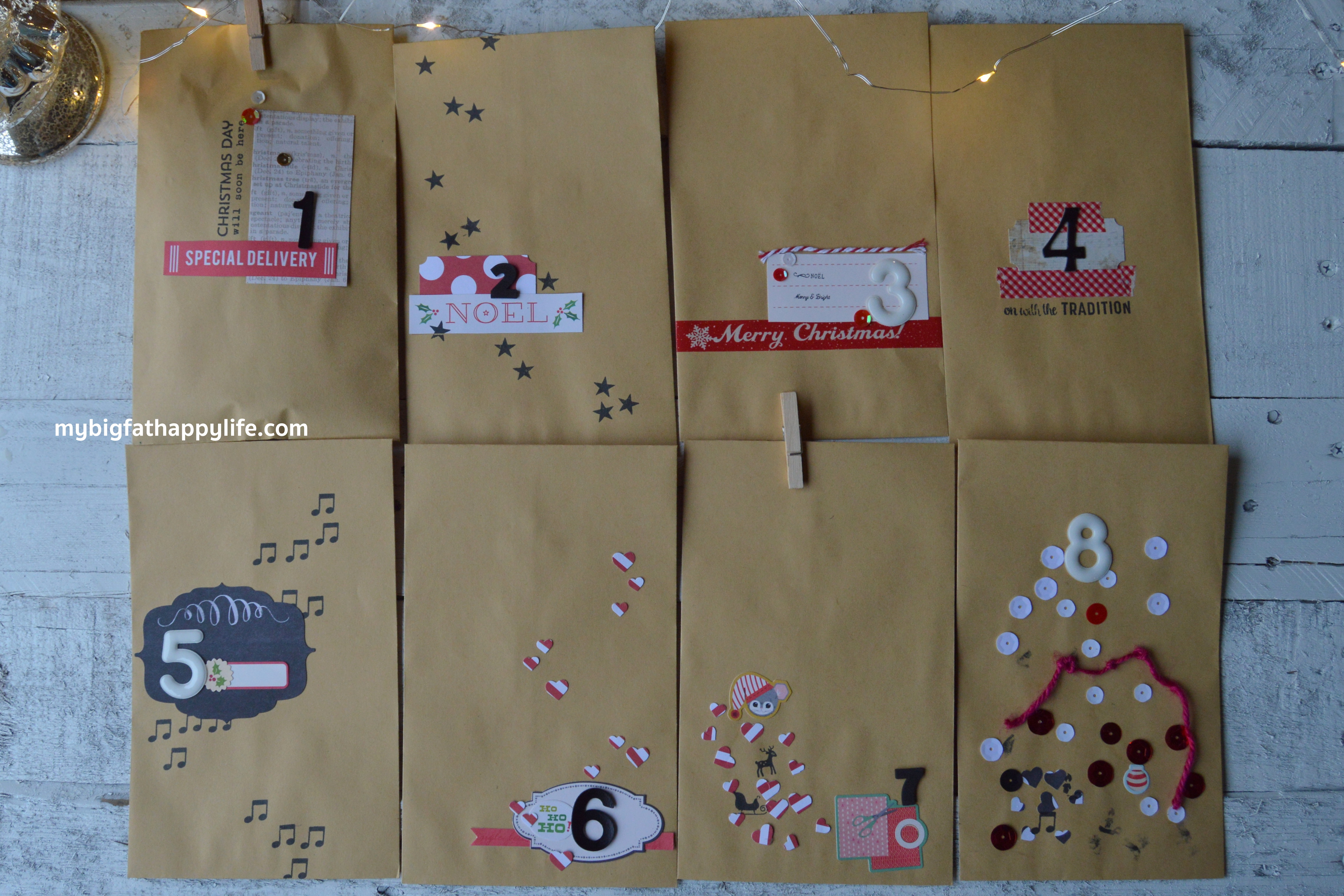 Advent Calendar House Diy : Diy advent calendar for dogs my big fat happy life