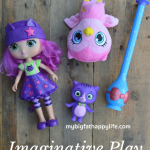 Imaginative Play with Little Charmers