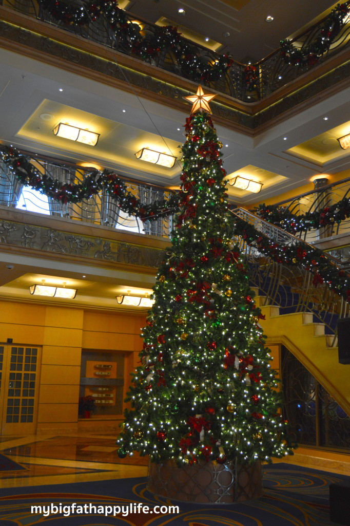 enjoy a very merrytime christmas on disney cruise line mybigfathappylifecom