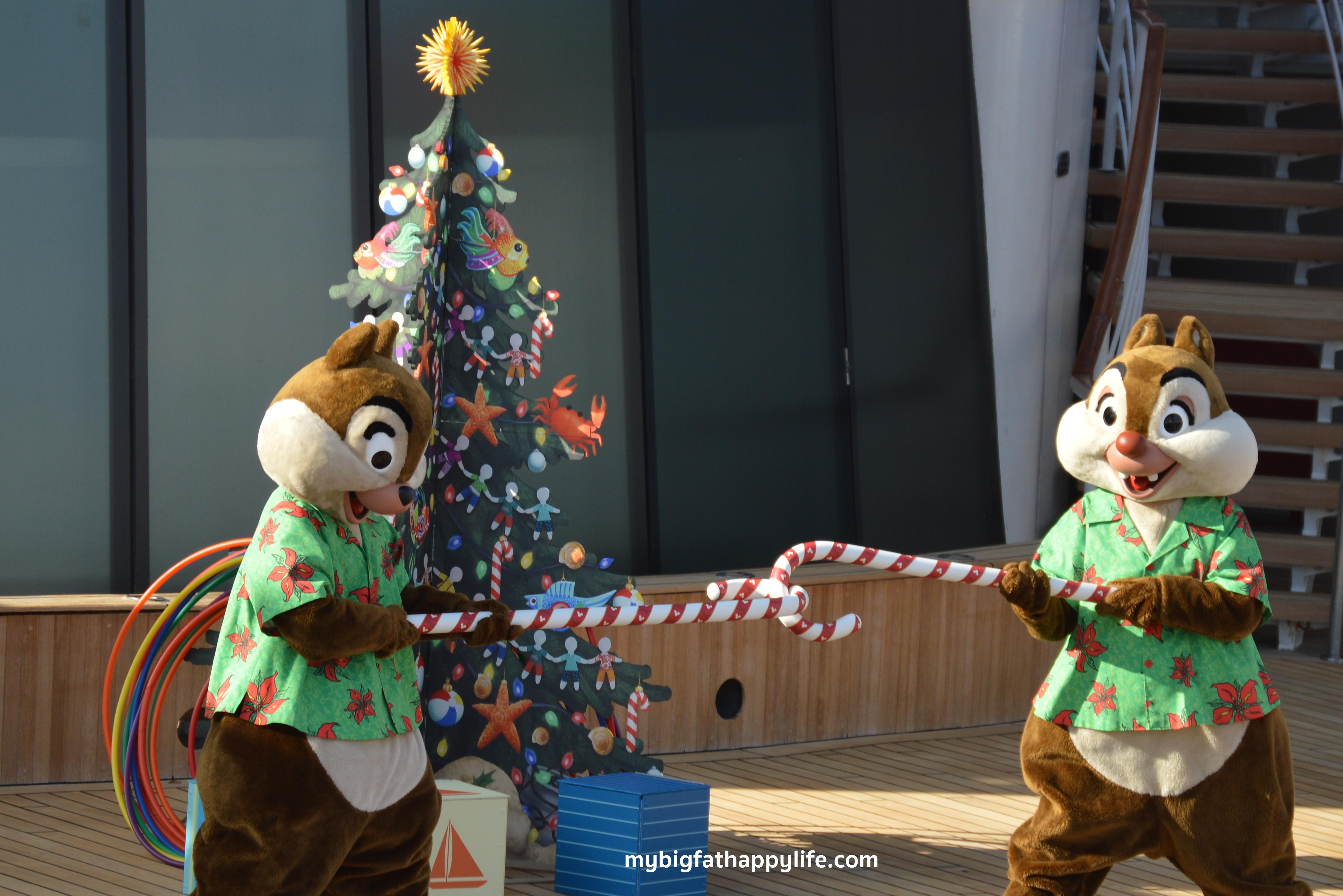 enjoy a very merrytime christmas on disney cruise line mybigfathappylifecom