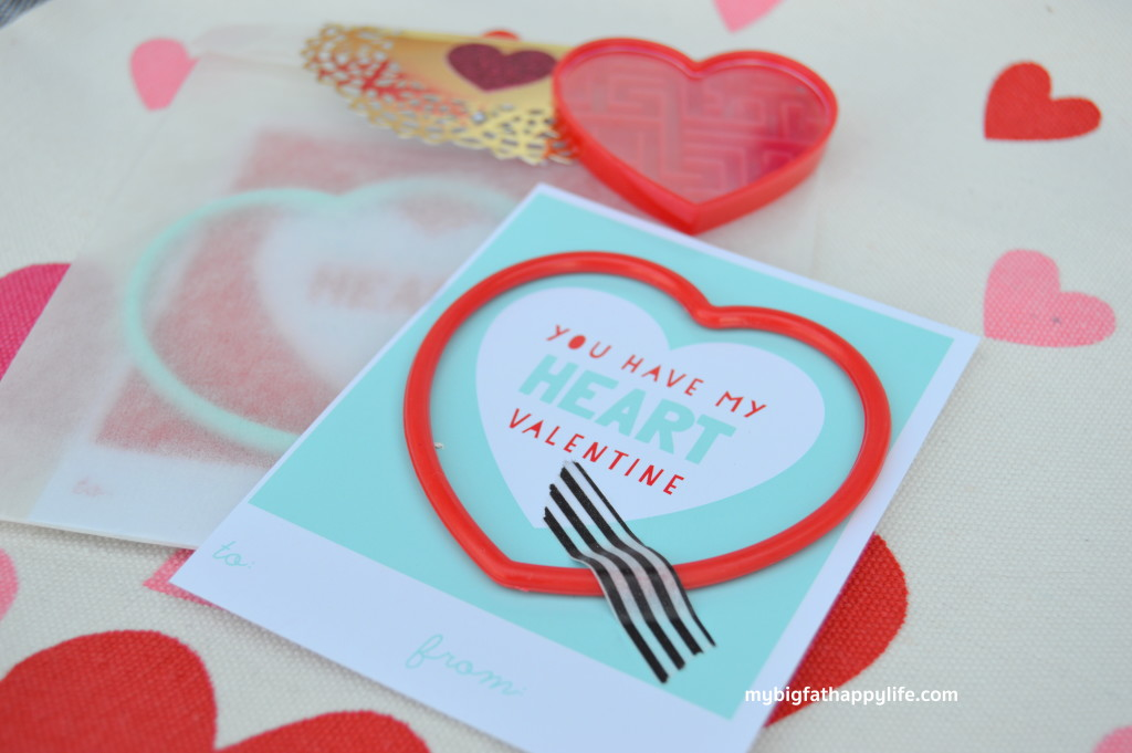 Valentine's Day Gift Basket for Kids; the perfect gift to give to friends or your own children | mybigfathappylife.com