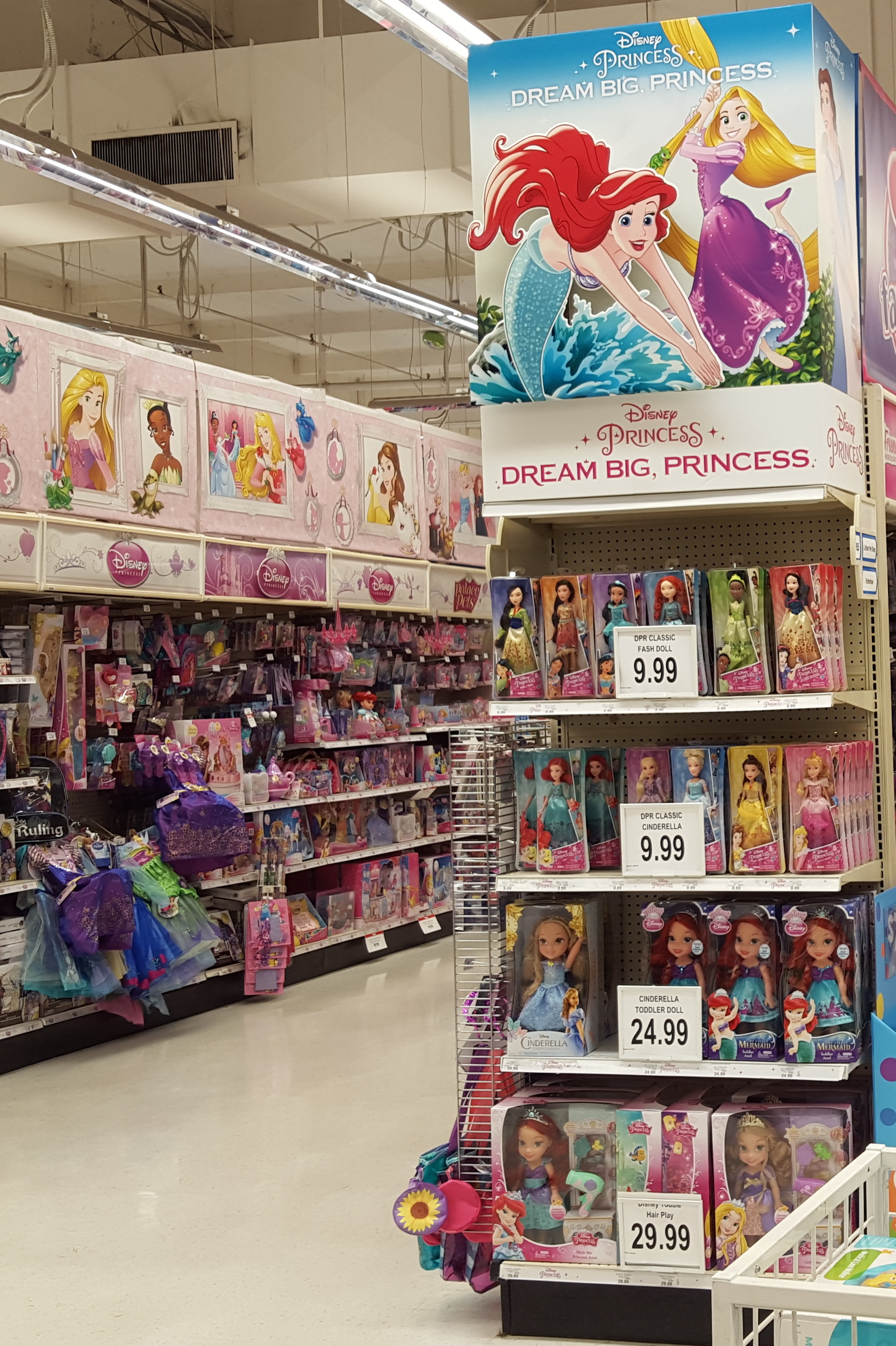 Toys For Big : Inspiring dreams with disney princesses my big fat happy