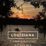 Louisiana Campground Reviews