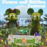 8 Tips for Epcot's International Flower and Garden Festival 2016