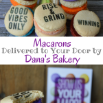 Macarons Delivered to Your Door by Dana's Bakery