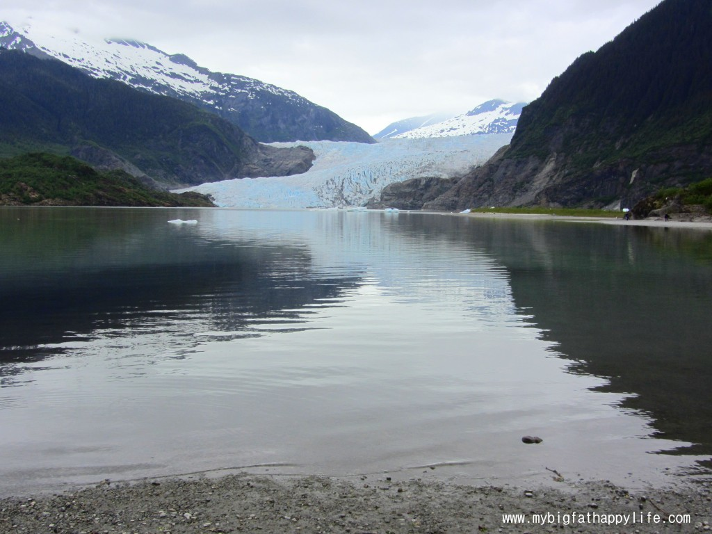 Juneau Alaska - Glacier