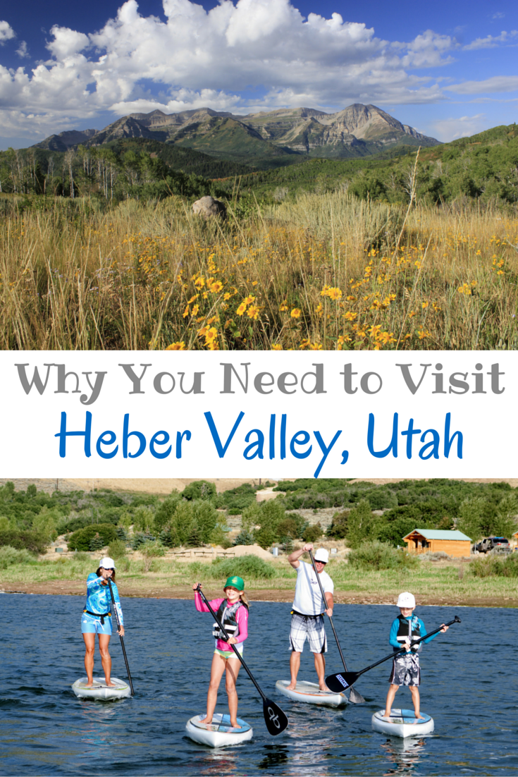 Why You Need to Visit Heber Valley, Utah - My Big Fat Happy Life