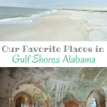 Our Favorite Places in Gulf Shores Alabama