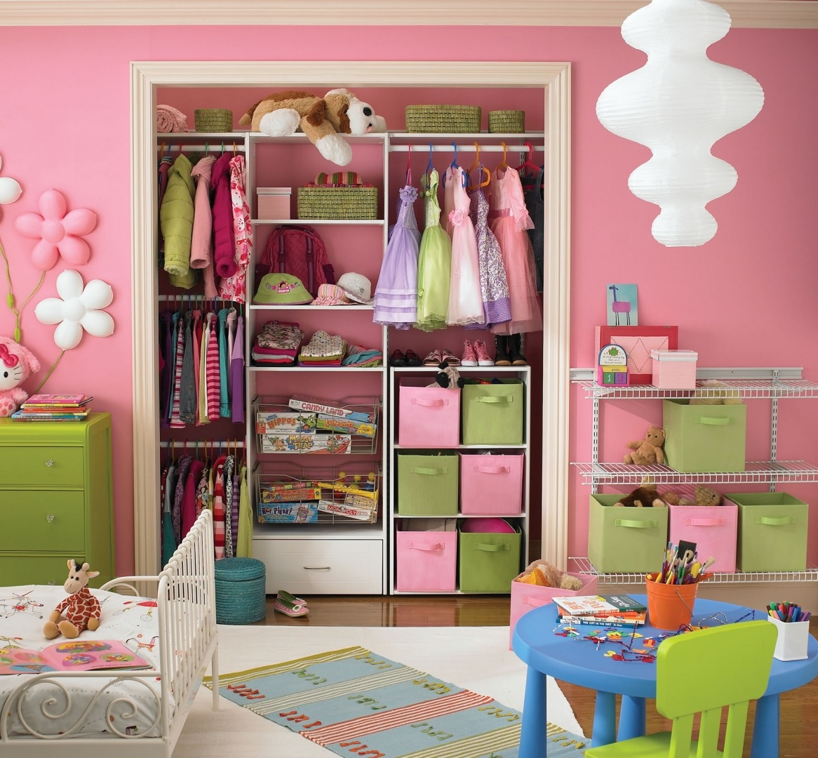 Superbe Organizing Your Childu0027s Closet To Foster Self Sufficiency