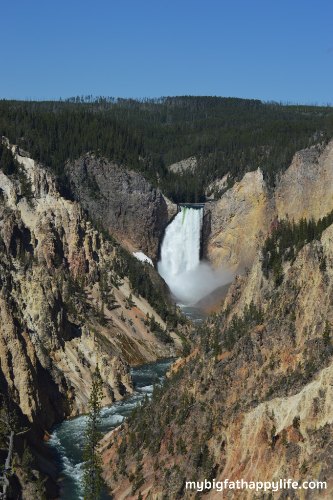Top 10 Things to Do at Yellowstone National Park | mybigfathappylife.com