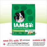 IAMS Dog Food Deal at Target