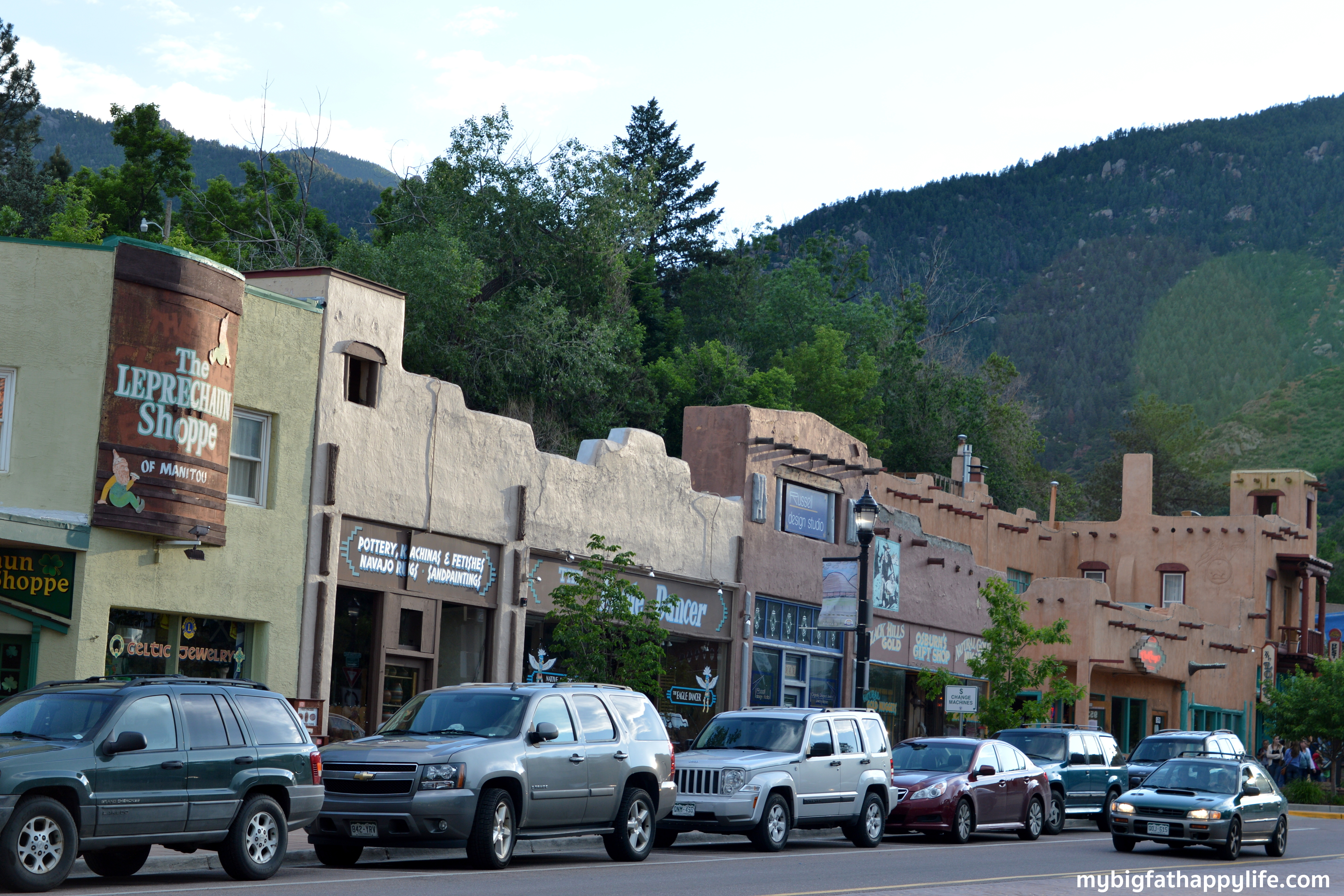 36 Hours in Manitou Springs, Colorado - My Big Fat Happy Life
